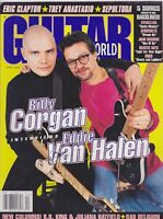 APRIL 1996 GUITAR WORLD vintage music magazine EDDIE VAN HALEN