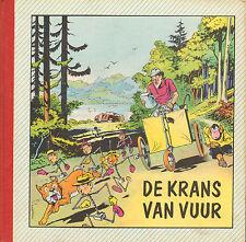 OSCAR EN ISODOOR - DE KRANS VAN VUUR - F.A. Breysse (1964)