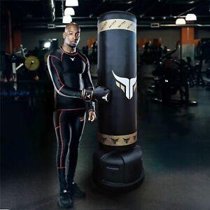Mytra Fusion Pedestal 6ft Boxing Bag Free Standing Punching Target Boxing Bag