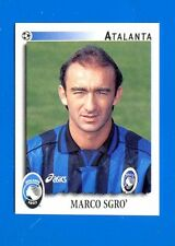 N FIGURINA MERLIN CALCIO 98 ATALANTA 19 new SGRO/'