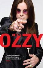 I AM OZZY por Ozzy Osbourne Libro De Bolsillo 9780751543407 NUEVO
