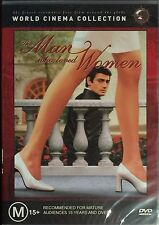 The Man Who Loved Women (DVD, 2006)  BRAND NEW & SEALED