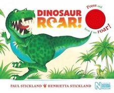 Dinosaur Roar!: Single Sound Board Book by Henrietta Stickland, Paul...