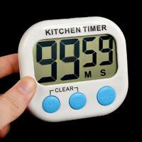 Nützliche Küchentimer Werkzeuge Countdown Up Clock Lauter Alarm Kochzubehör