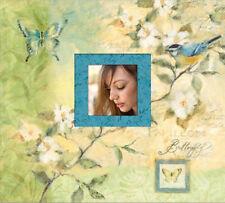 12x12 SCRAPBOOK Album K&Company Susan Winget Butterfly BOTANICAL New