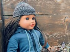 """American Girl Beanie Cap / Clothing Winter Hat for 18"""" Dolls, Our Generation etc"""