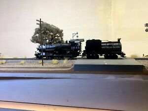 Southern Pacific #1645 2-6-0 HO Scale Tsunami M-4 PSC ESU V5 Micro with Powerpac