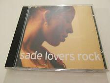 Sade - Lovers Rock ( CD Album) Used Very Good