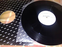 "12"" single - DAVE MASON - Something In The Heart - 1986 MCA White Label Promo EX"