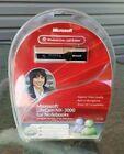 NEW Microsoft LifeCam NX-3000 USB Webcam Noise-Cancelling Web Camera Call Button