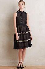 Anthropologie Abitha Lace Dress HD in Paris Sz M Petite