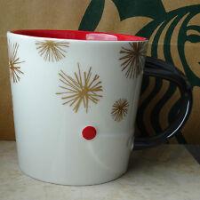 Starbucks Mug Tasse Becher Weihnachten Rentier mit Geweih 12oz NEU