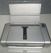 Canon PIXMA IP100 Digital Photo Inkjet Portable Printer #2