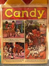 CANDY 82 GERRY ANDERSON COMIC Candy & Andy