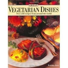 'Great Vegetarian Dishes' Cookbook by Kurma Das International Vegetarian Recipes