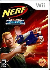 Nerf N-Strike Elite Wii New Destroy Robots Customize Blasters Hidden Messages
