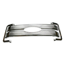 Chrome Hood Grille Grill Overlay Cover for 11-16 Ford F250 F350 F450 Super Duty