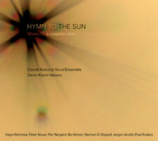 Danish National Vocal Ensemble : Hymn to the Sun CD (2011) ***NEW***