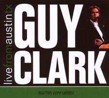Guy Clark - Live From Austin Tx (NEW CD)