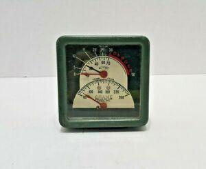 Vintage Crane Boiler Pressure Gauge