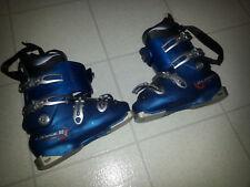 Lange Banshee 80 Downhill Blue Ski Boots Women's Size 7 boot 7.5 down hill ski 8