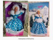 Barbie 1996 Barbie Special Edition Winter Renaissance Doll NIB