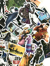 100pc Fortnite Video Game XBOX PC PS Phone Laptop Wall Decal Sticker Pack
