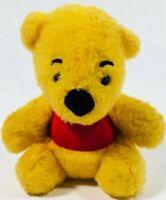 Vintage Winnie The Pooh Bear Plush Stuffed Animal Sears Gund Inc 8 inches 1970s
