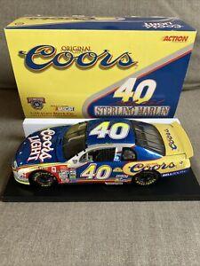 Sterling Marlin #40 Coors Light 1:24 NASCAR 1998 Action diecast race car