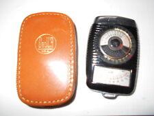 Vintage DEJUR camera light meter