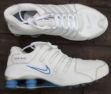 mens new unworn very rare Nike shox trainers white deadstock size uk 10 no box