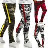 Mens Camouflage Sweatpants Harem Trousers Slim Fit Casual Sports Pants Joggers