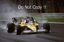 Gerhard Berger ATS D7 Italian Grand Prix 1984 Photograph 1