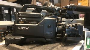 Sony HVR S270E HD Schultercamcorder Commerçant