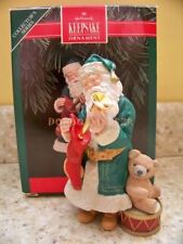 Hallmark 1992 Merry Olde Santa Claus Series Christmas Ornament