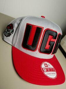 UNIVERSITY OF GEORGIA BULLDOGS UGA sample hat adjustable snapback cap 9Fifty