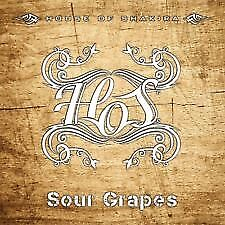 Sour Grapes by House of Shakira (CD, Aug-2016, Melodic Rock Records)