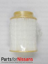 GENUINE NISSAN 2016-2017 TITAN XD CUMMINGS DIESEL ENGINE FUEL FILTER NEW OEM
