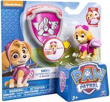 Paw Patrol Action Pack Pup & Badge, Skye