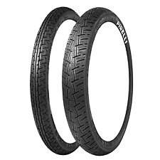 Coppia gomme pneumatici Pirelli City Demon 3.00-18 47S 3.25-18 52S