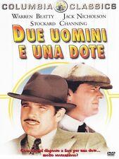 The Fortune (1975) * Warren Beatty, Jack Nicholson * Region 2 (UK) DVD * New