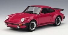 Welly 1:24 1974 Porsche 911 Turbo Red Diecast Model Sports Racing Car New in Box
