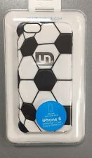 Genuine UNCOMMON Soccer Ball Texture Clear Deflector Case for iPhone 6/6s 4.7""