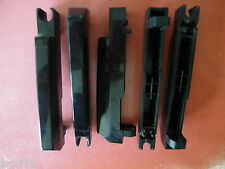 lot 5 BLACK KEY Parts Keyboard ROLAND E 15 16 serie EM 25 OR KORG i5S compatible