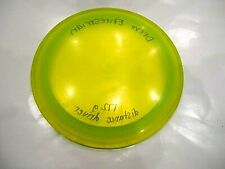 Innova Champion Patent # Number Groove Disc Golf Driver Ylwgrn 172G @ Lsdiscs