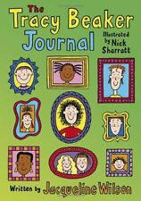 The Tracy Beaker Journal By Jacqueline Wilson