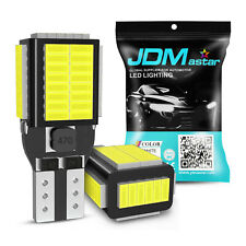 Jdm Astar T15 Led Reverse Back Up Light Bulb 921 912 W16w 904 906 White 6000k Us