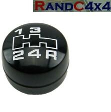 FRC5091 Land Rover Range Rover Classic Gear Knob 4 Speed Gear Lever