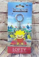 Official Ni No Kuni II Lofty Keyring / Keychain - Evan's Mighty Kingmaker