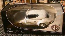 PORSCHE 911 CARRERA SPEEDSTER RACE 1987 EDISON 1/43 NEW  WHITE WEISS BLANC